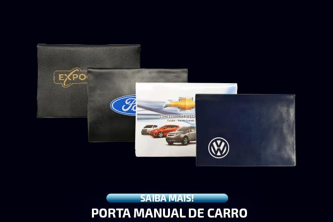 porta manual de carro