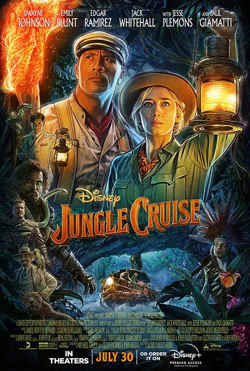 Orman Gezisi | Jungle Cruise | 2021 | WEB-DL | XviD | Türkçe Altyazılı | m720p - m1080p | WEB-DL | Tek Link