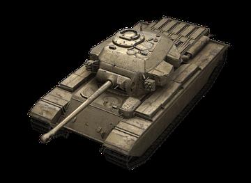 Премиум танк FV201 (A45) World of Tanks Blitz