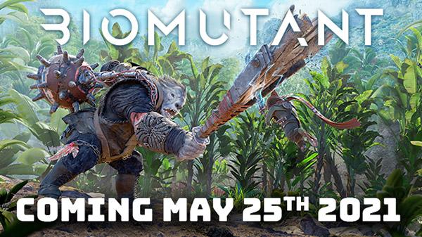 《生化变种(Biomutant)》五月25推出 Biomutant-01-26-21