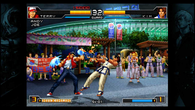 Steam遊戲《KOF 2002 UM》 今日起可使用回滾型網路代碼進行連線對戰! 同時開始最高折80%優惠的「KOF促銷活動」 6