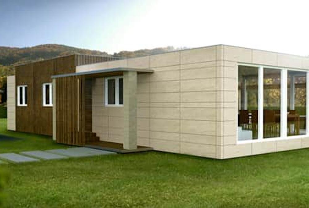 rumah Casa Prefabricada