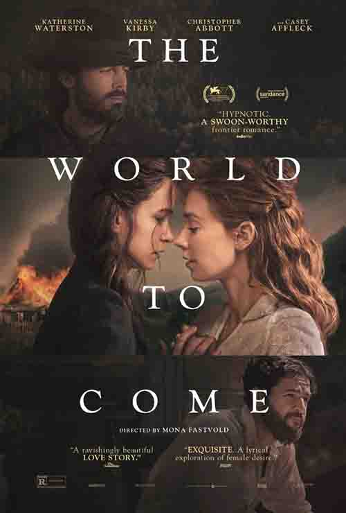 The World to Come | 2021 | m720p - m1080p | WEB-DL | Türkçe Altyazılı | Tek Link