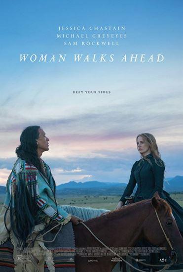 Woman Walks Ahead (2017) PL.BDRip.XviD-KiT   Lektor PL