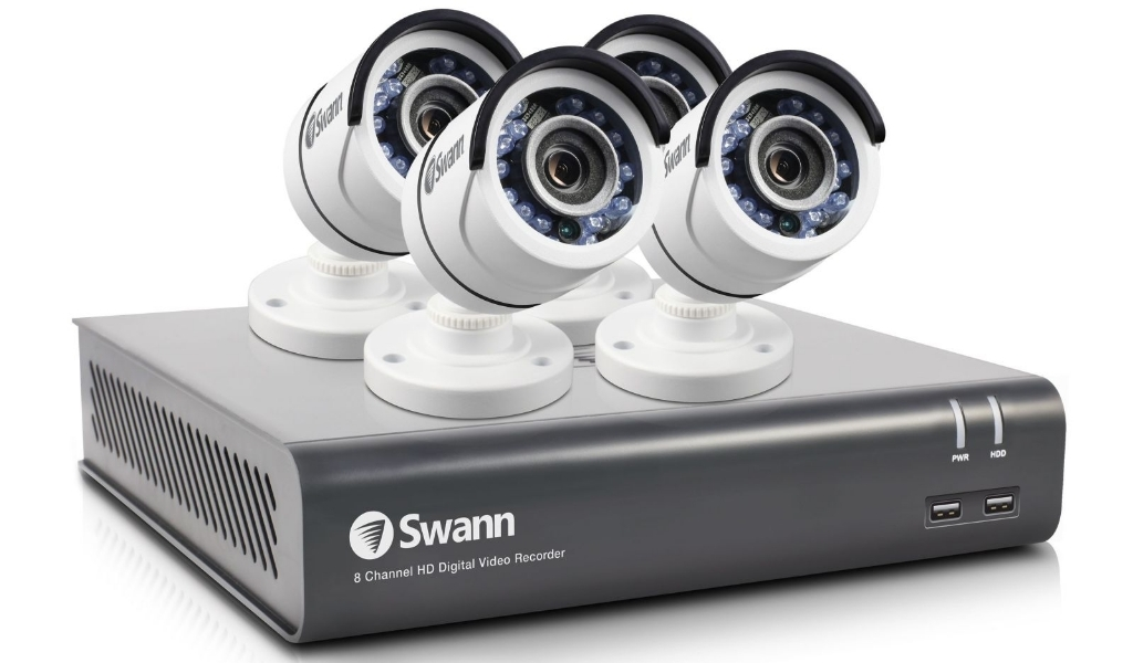 Security System Camera Company