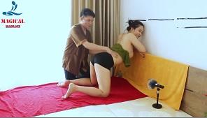 Clip: Làm Massage cho các chị em đâu có sung sướng gì? :)))