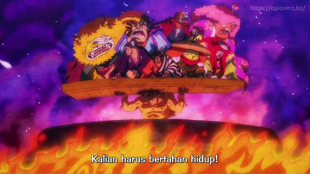 One Piece Episode 973 Subtitle Indonesia