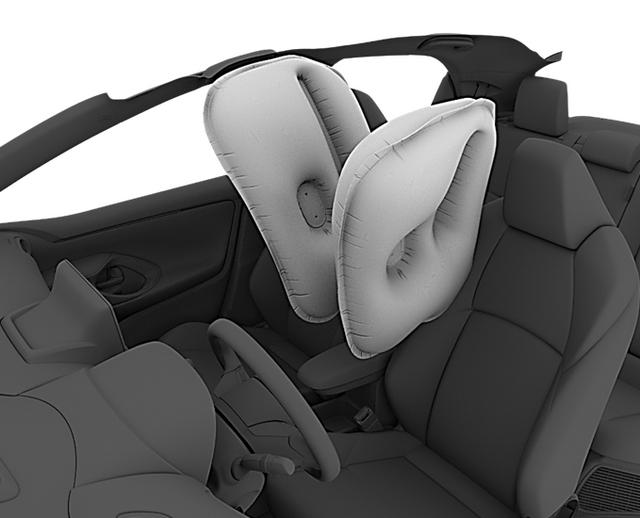 Toyota reçoit le prix SAFETYBEST 2020 pour la Nouvelle Yaris Toyotayariscentreairbag
