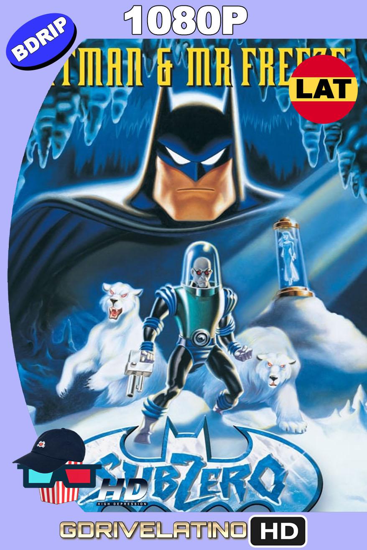 Batman: Bajo Cero (1998) BDRip 1080p Latino-Inglés MKV