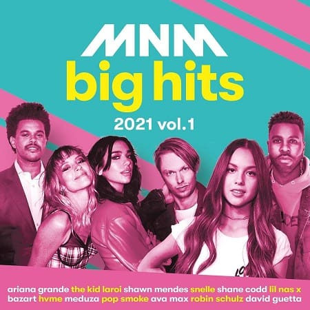 MNM Big Hits Vol.1 [2CD] (2021) MP3