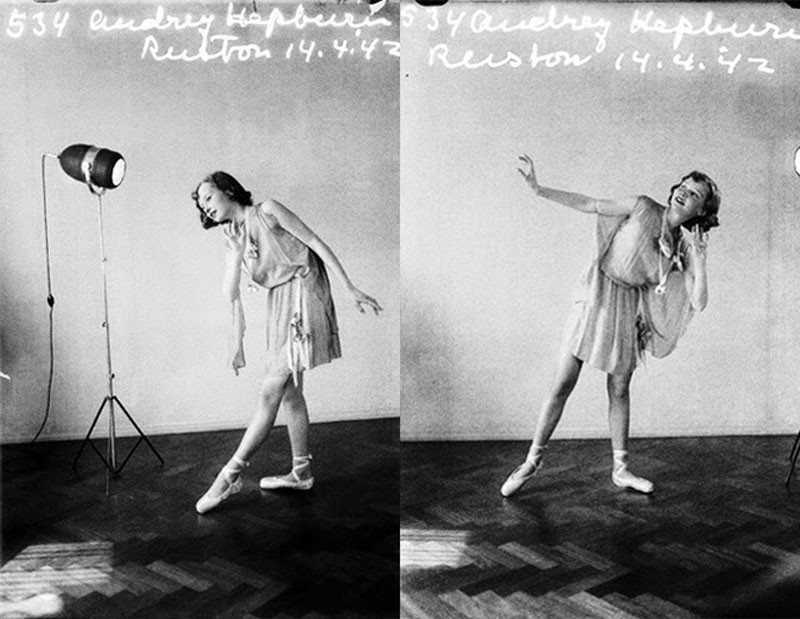 Audrey-Hepburn-at-the-age-of-12-in-one-of-her-very-first-professional-photo-shoots-April-14-1942