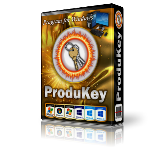 ProduKey 1.93 + Portabe