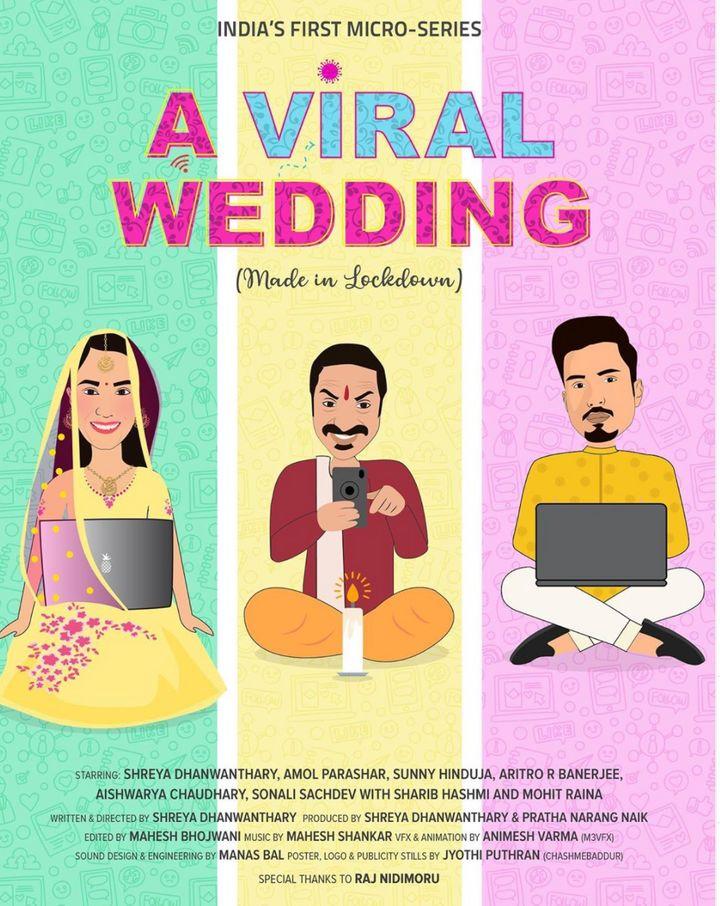 A Viral Wedding 2020 S01 Hindi Web Series 720p HDRip 450MB Download
