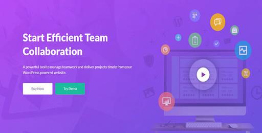 Smart Efficient Team Collaboration