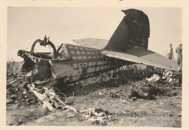 Top-Originalfoto-Russland-Konvolut-Flugzeuge-russischer-Bomber-Roter-Stern