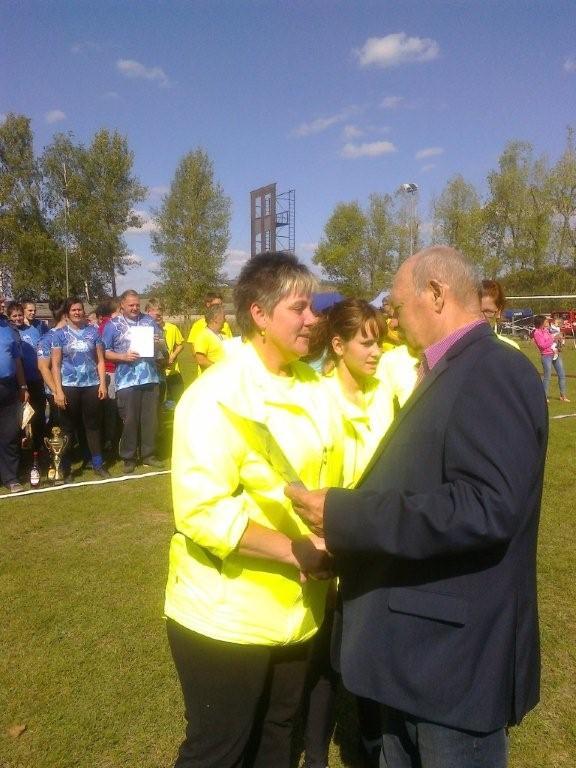 Soutěž Chyše a vyhodnocení Vladařského poháru 9