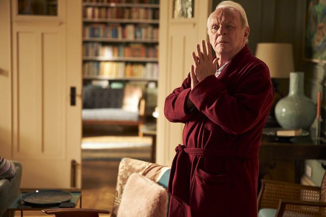 《父親》安東尼霍普金斯戲裡演失智  戲外自爆「拍片防失智」 002