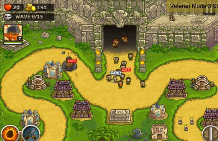 Kingdom Rush Frontiers – Tower Defense Game 5