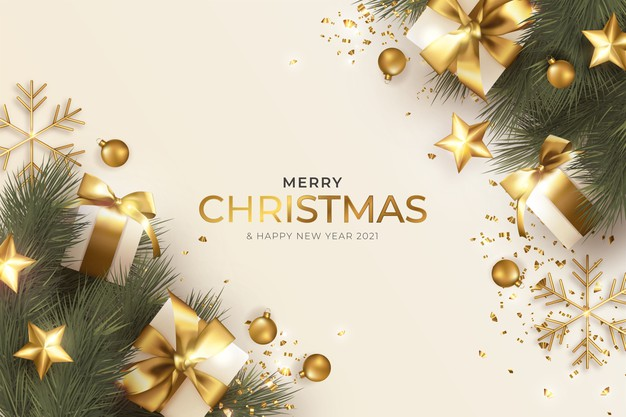 merry-christmas-greeting-card-with-realistic-christmas-decoration-1361-2954