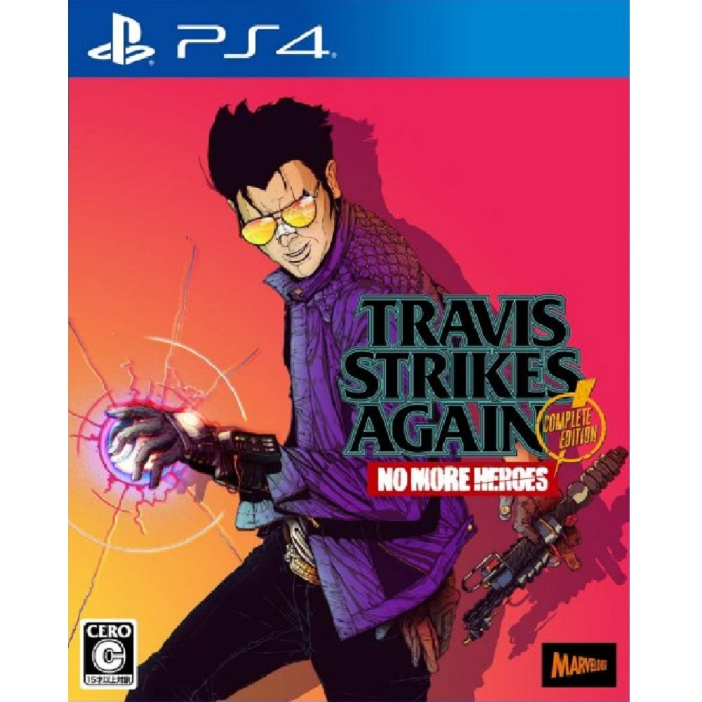 PS4 Travis Strikes Again : No More Heroes (Basic) Digital Download