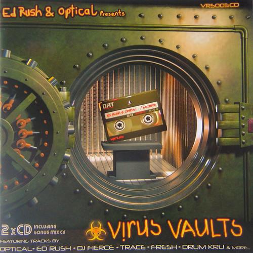 Ed Rush & Optical - Virus Vaults
