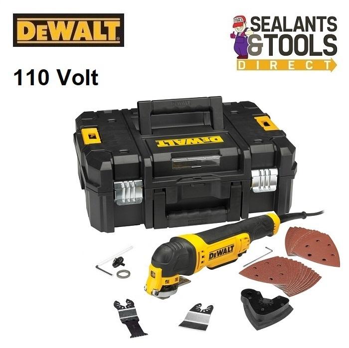 DEWALT DWE315KT Multi Function Multi Tool In TStak Case 110 volt