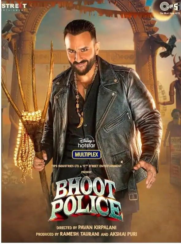 Bhoot Police (2021) Hindi Movie 1080p | 720p | 480p HDRip x264 ESub 1.1GB | 400MB (1Click Download)