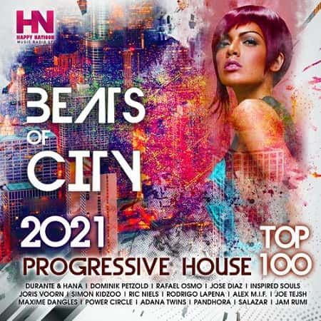 Beats Of City: Top 100 Progressive House (2021) MP3
