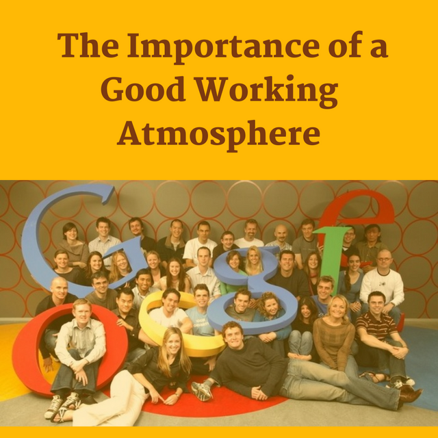 The-Importance-of-a-Good-Working-Atmosphere