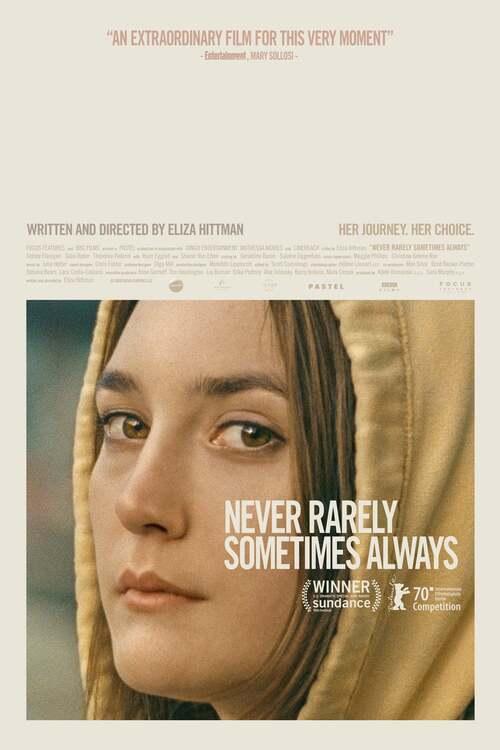 Nigdy, rzadko, czasami, zawsze / Never, Rarely, Sometimes, Always (2020) PL.WEB-DL.x264.DD2.0-FOX / Lektor PL
