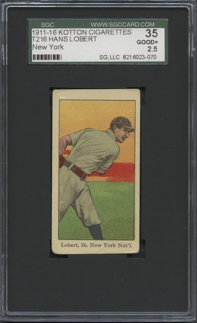 1911-16 T216 Lobert Kotton Back F.jpg