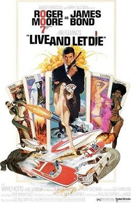 Agente 007 - 08 - Vivi E Lascia Morire (1973) HD 720p WEBrip SDR10 HEVC DTS ITA/ENG