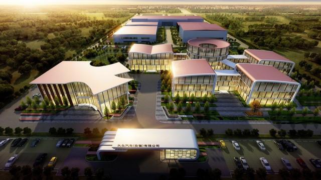 Volkswagen inaugure un Centre de Recherche & Développement dédié à l'électro-mobilité en Chine DB2020-AL01304-medium