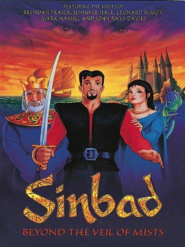 Sinbad: Beyond the Veil of Mists 2000 Hindi Dual Audio 720p HDRip ESub 900MB | 300MB Watch Online
