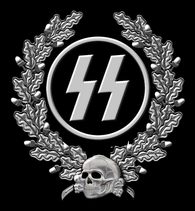 БРЭДЛИ ЛЮБЯЩИЙ - КОПАНИЕ ГЛУБОКО ВНУТРИ САТАНИНСКОЙ РЕЛИГИИ И ПРАВИЛА ЧЕРНОЙ МАГИИ (3 статьи)  Ss-runes-and-wreath-occult-third-reich-peter-crawford