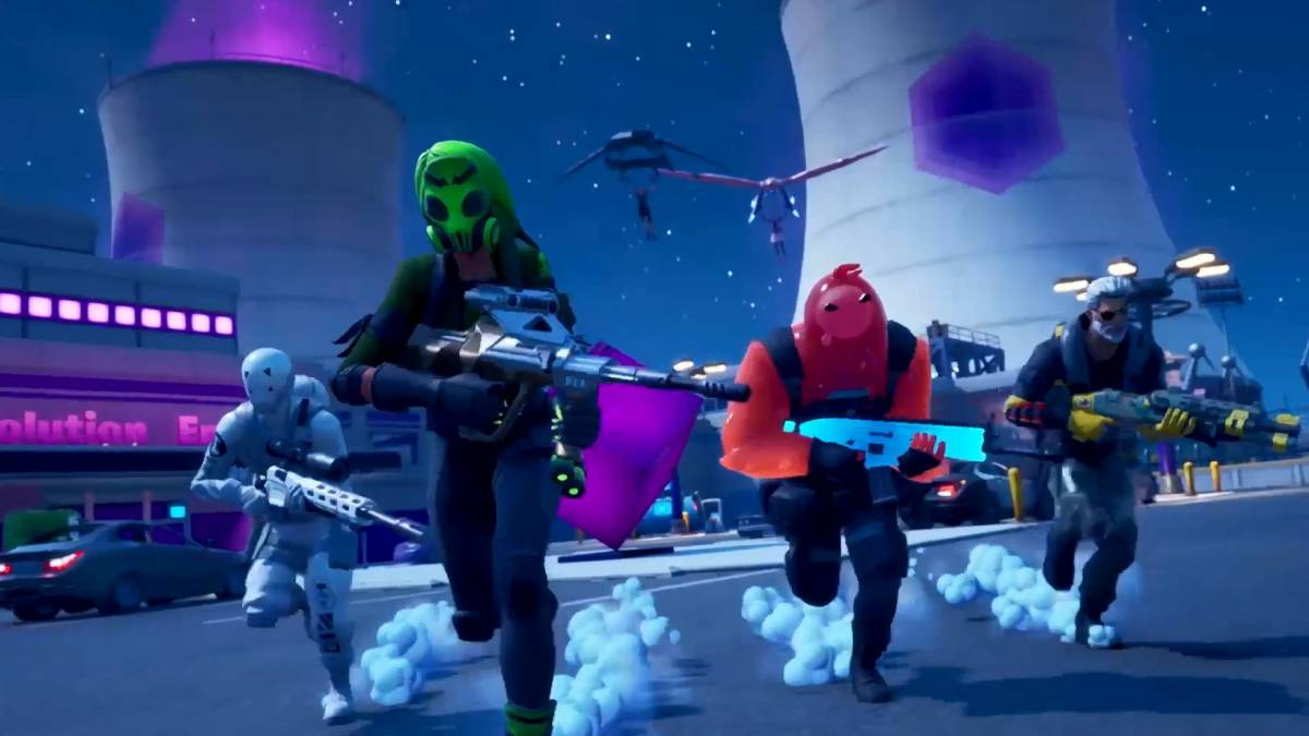Gaming in Fortnite for various types of gamers