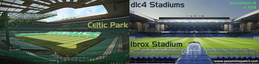 dlc4 stadiums