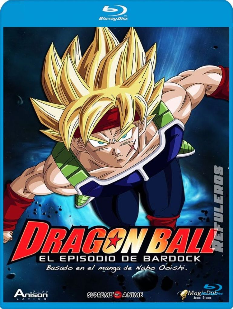 DRAGON BALL - EL EPISODIO DE BARDOCK