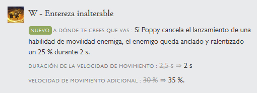 Nuevas funciones en Poppy