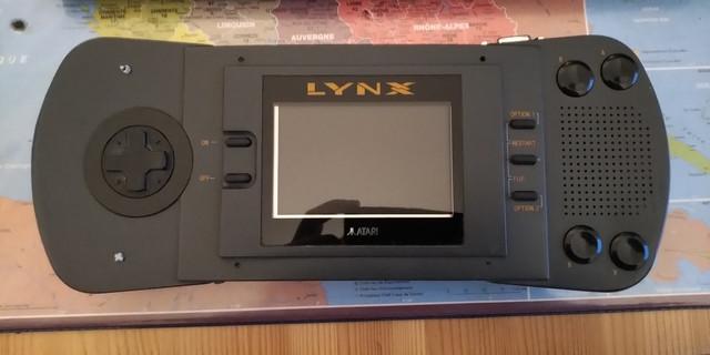 [Lynx] Installation LCD et sortie vga sur LYNX 1. IMG-20201027-074505069