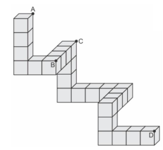Área da Figura - Cubos  Image