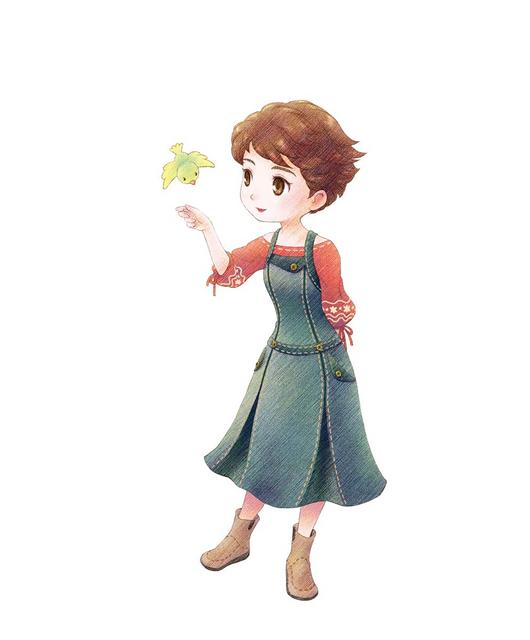 Marvelous公開《牧場物語》系列完全新作《牧場物語 橄欖鎮與希望的大地》主視覺圖、遊戲截圖、人設圖、以及遊戲封面,遊戲將於2月25日登陸Switch。 Image