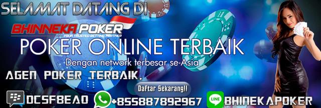 BhinnekaPoker.com | Agen Poker Online Terbaik dan Terpercaya New-17