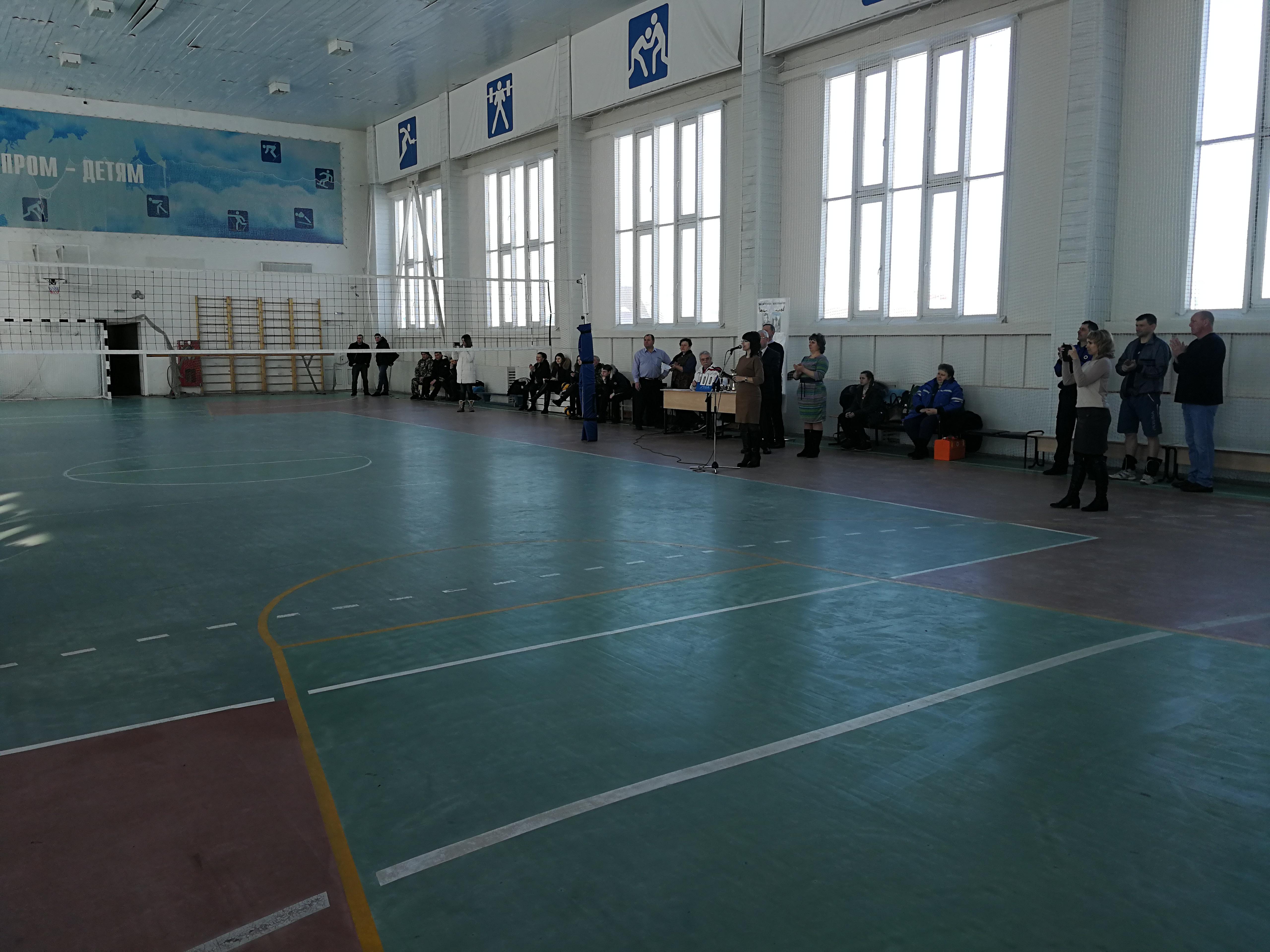 Изображение из альбома Областной турнир по волейболу памяти дважды Героя Советского Союза А.К. Рязанова