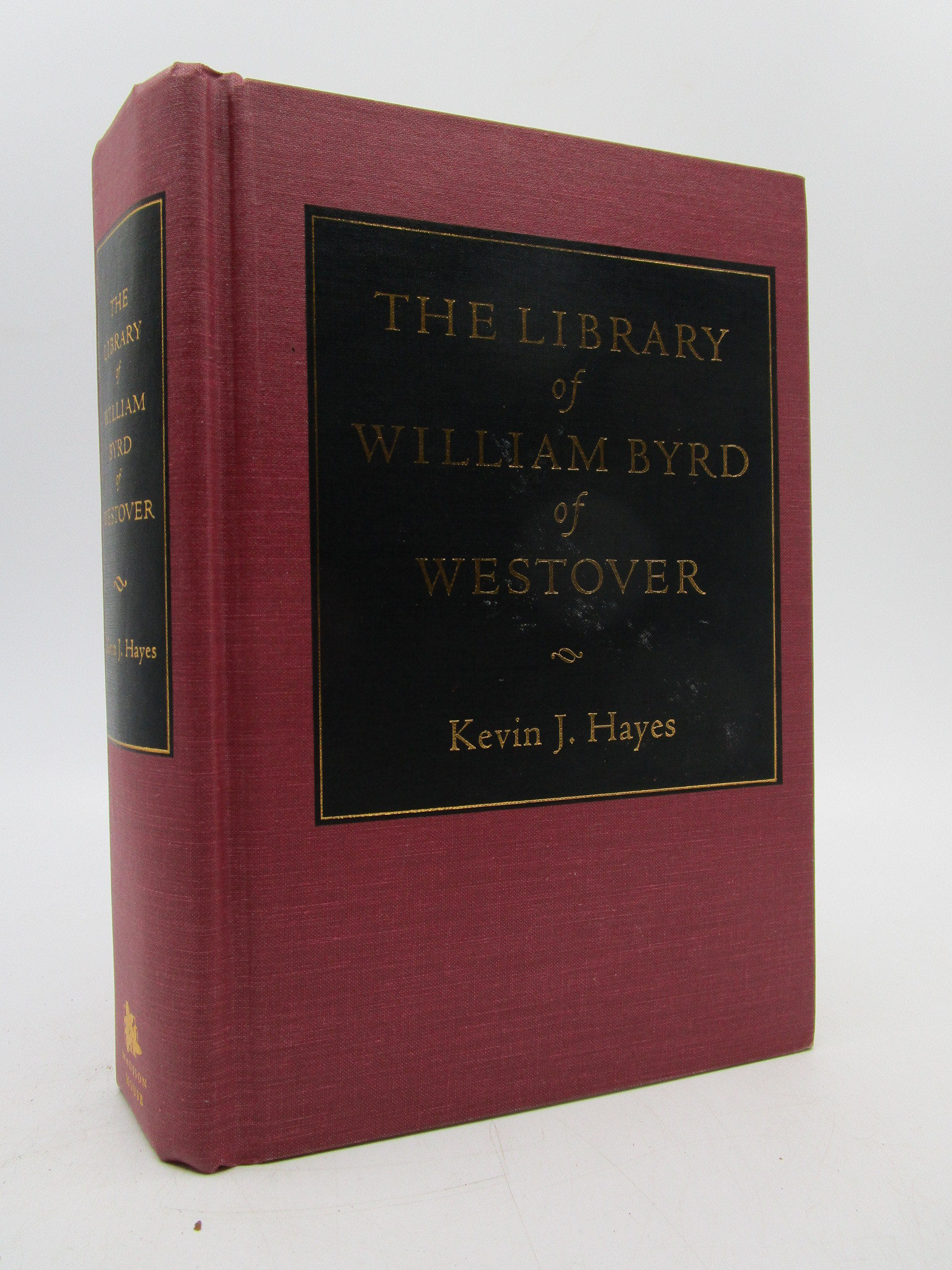 Image for The Library of William Byrd of Westover
