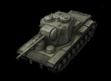 Премиум танк КВ-5 World of Tanks Blitz