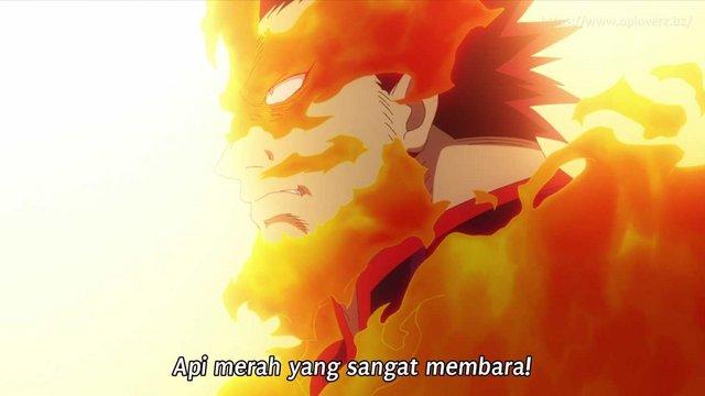 Boku no Hero Academia Season 5 Episode 18 Subtitle Indonesia