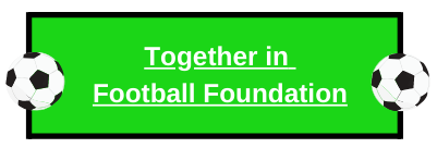 Football foundation charity button