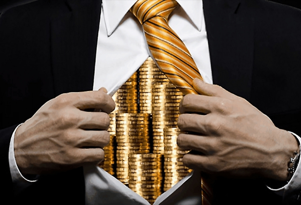Business Investment in The Gold Industry