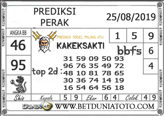 """Prediksi Togel """"PERAK"""" DUNIA4D 25 AGUSTUS 2019"""